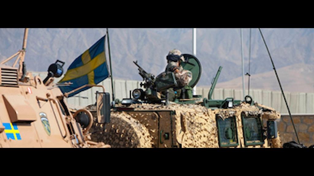 Mazar-i-Sharif i norra Afghanistan. Foto: Torbjörn F Gustafsson/Scanpix.