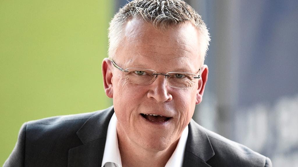 Janne Andersson, ny förbundskapten i fotboll om första terminen