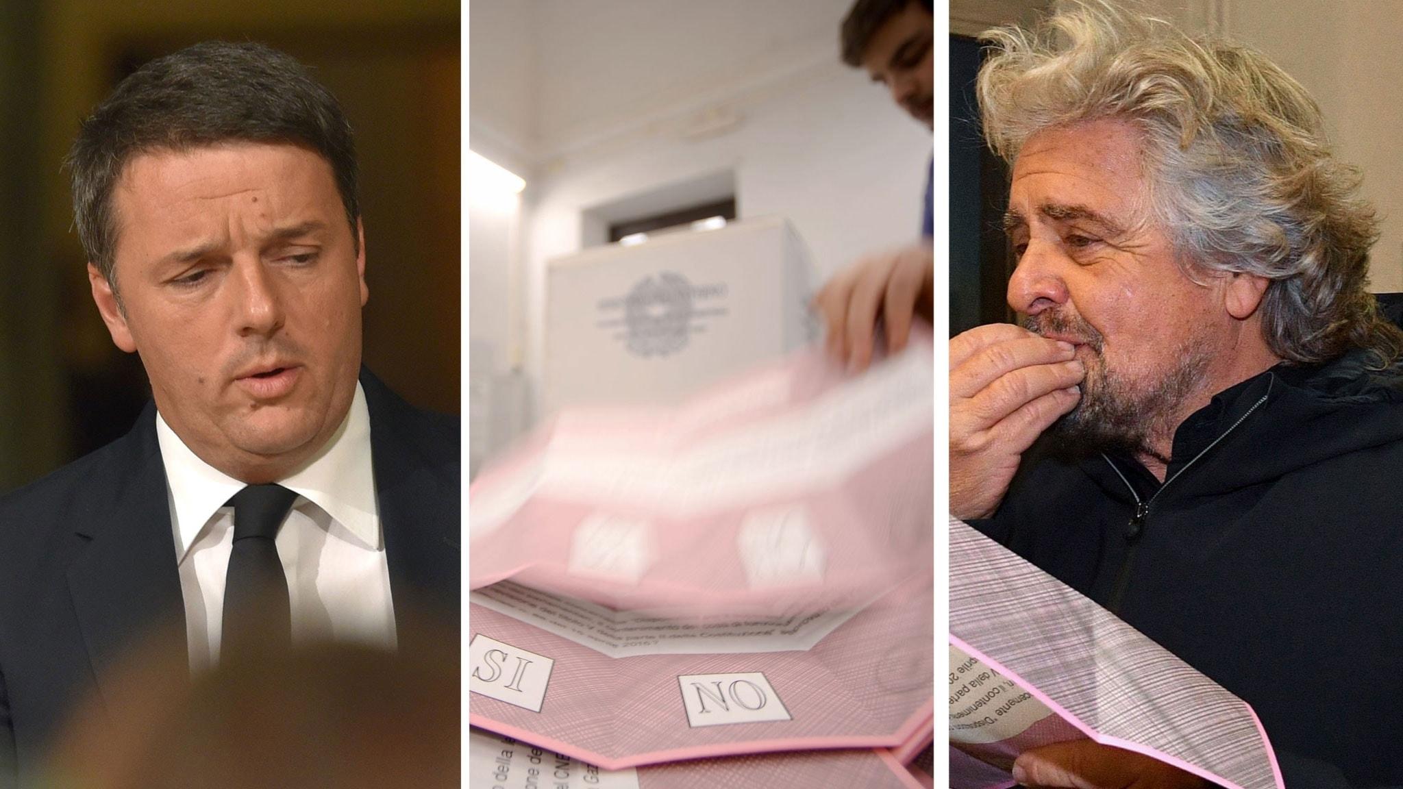 italiens premiärminister