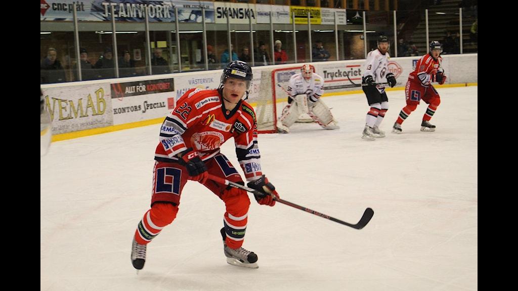 Simon Mitman, Västerviks IK