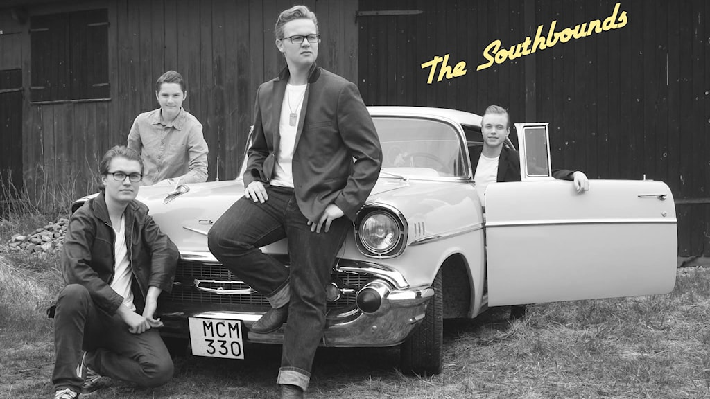 The Southbounds. Foto: Privat