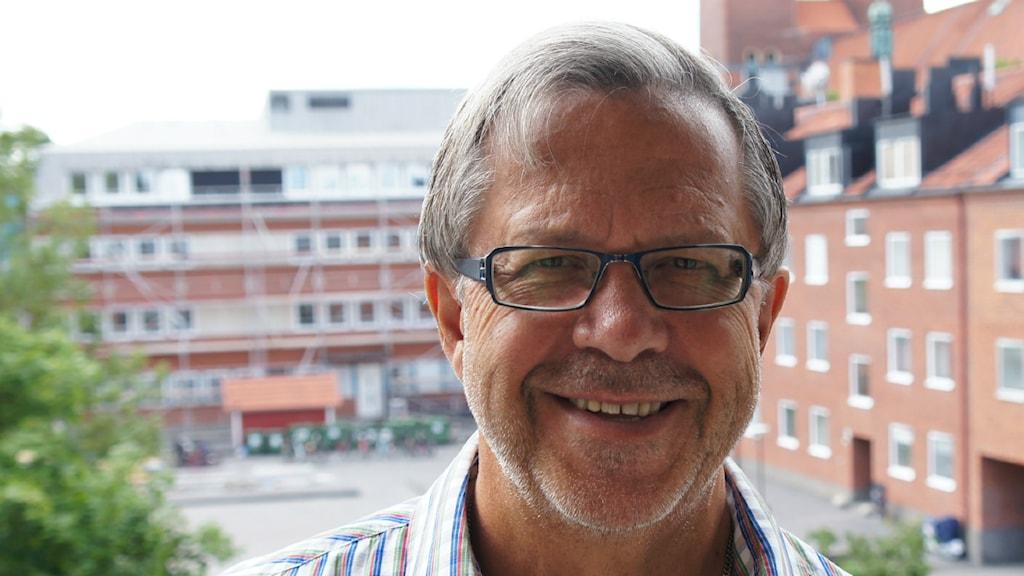 Rolf Andersson. Foto: Ingela Andersson
