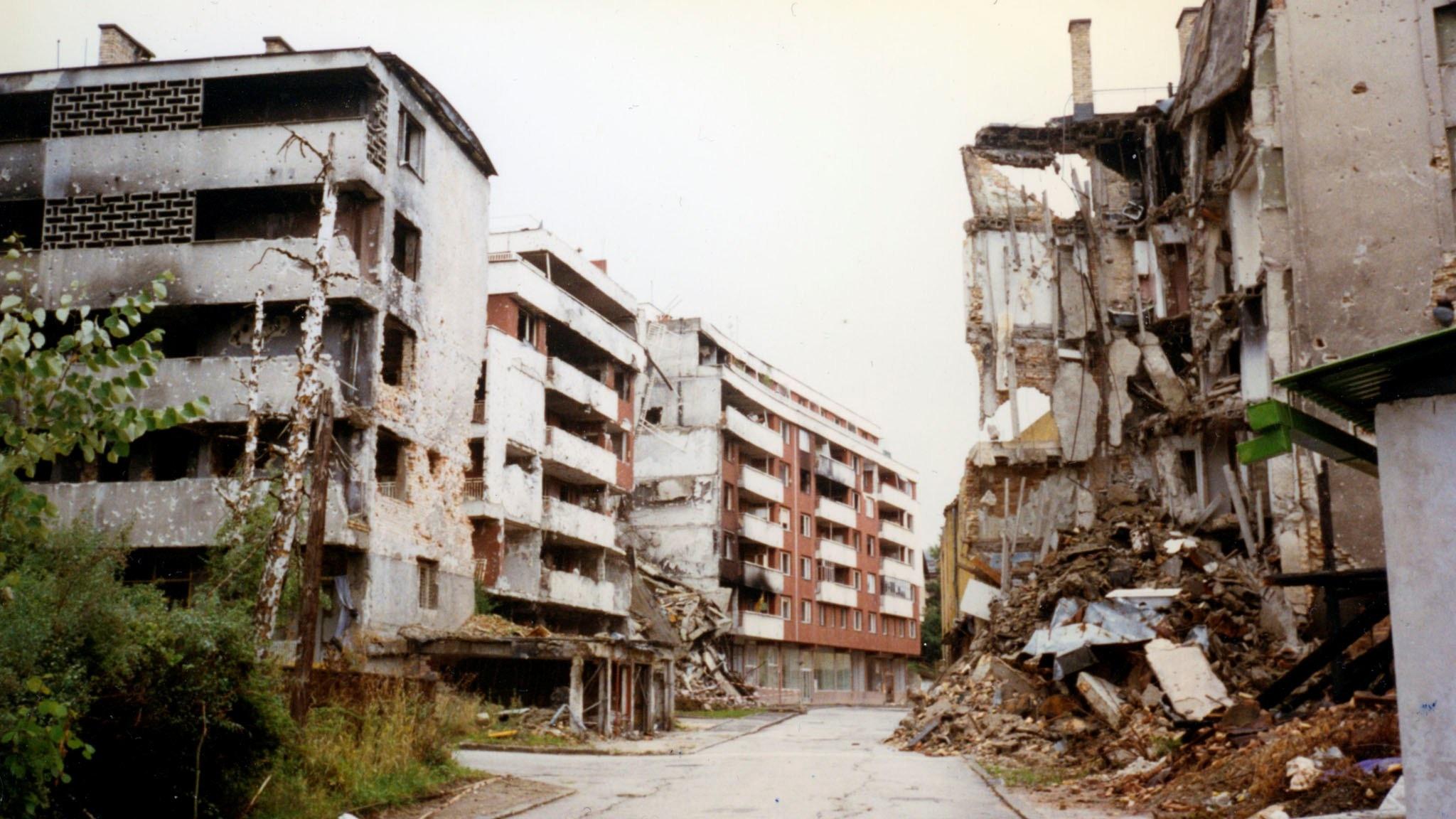 Såren från Sarajevo – Dejan Cokorilos historia #frånkriget