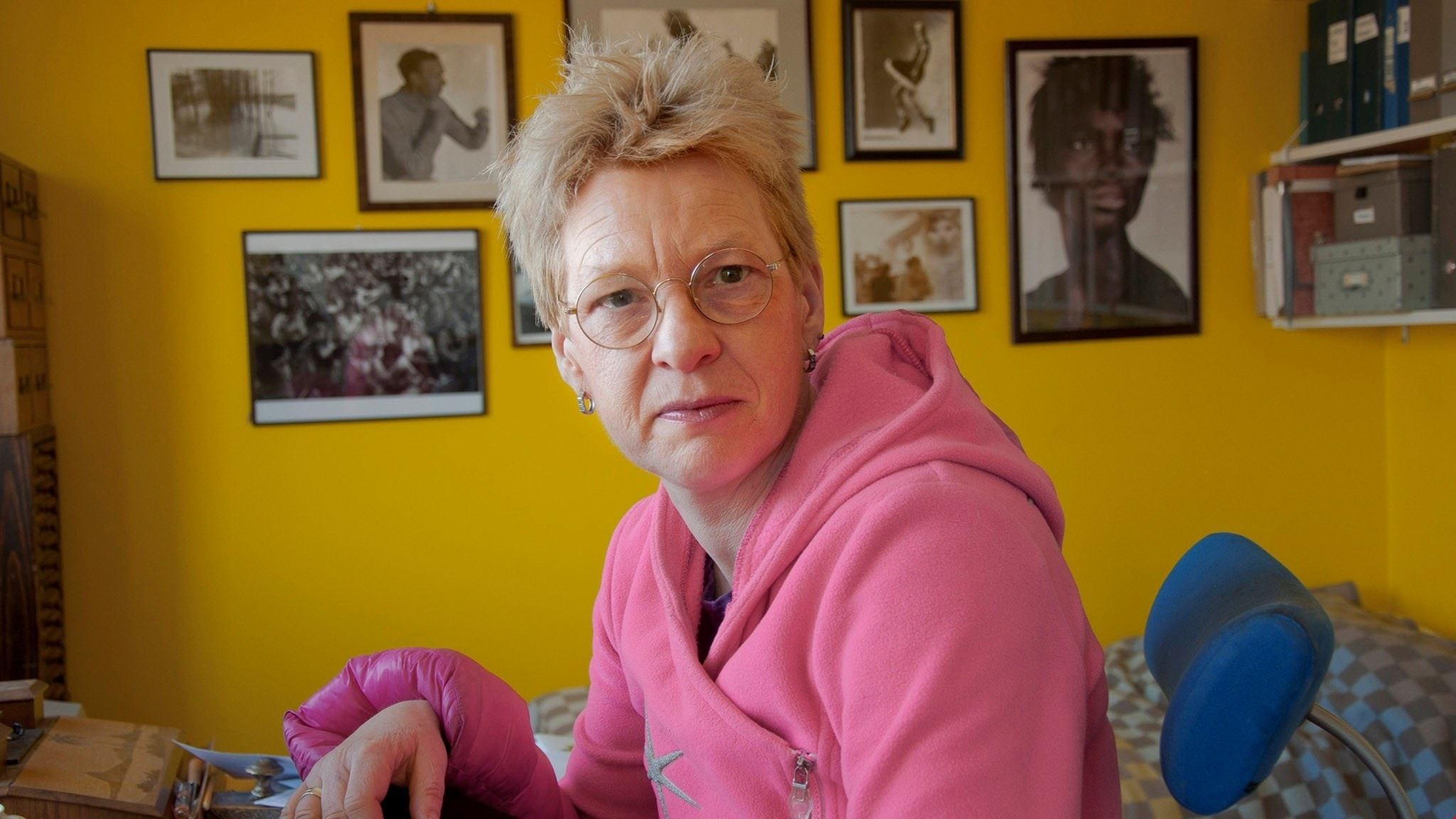 Det jag inte klarar är att dö - ett program om författaren Beate Grimsrud av Siri Ambjörnsson