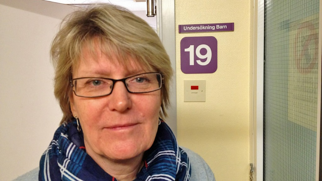 På länssjukhuset ryhov. foto rebecka montelius/sveriges radio