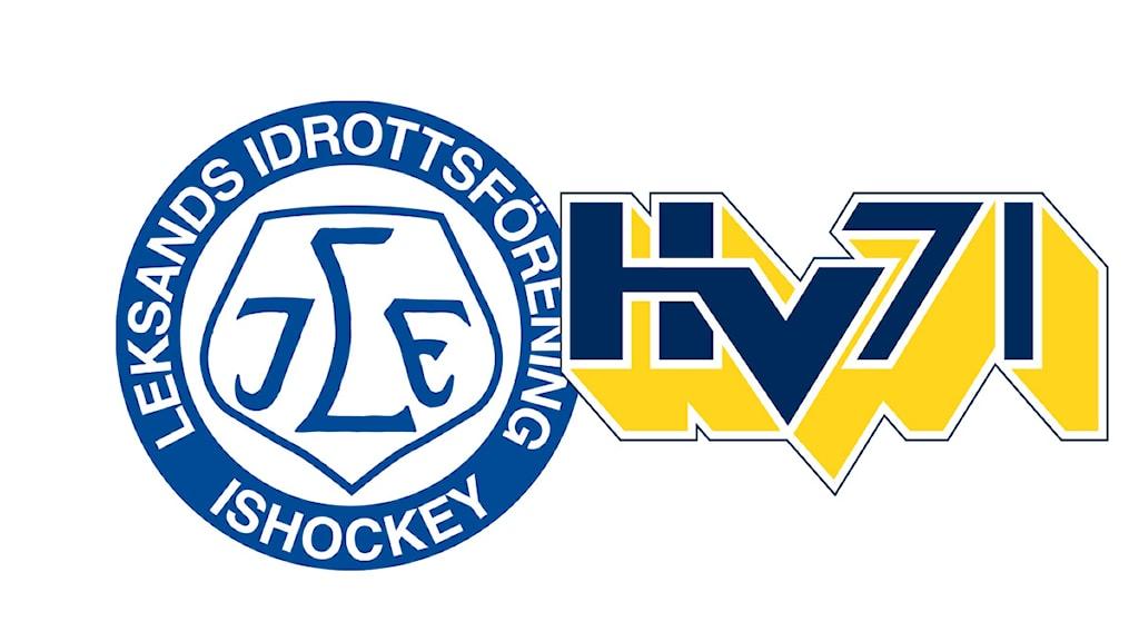 Live: Leksand - HV71 - P4 Jönköping   Sveriges Radio Sveriges Radio ...