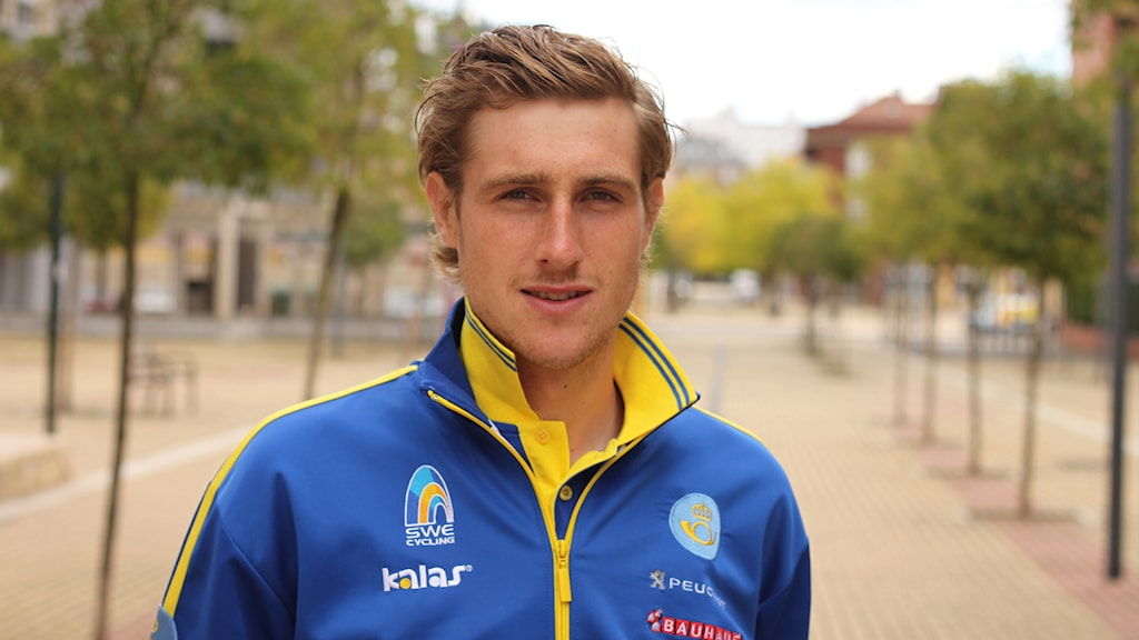 Tobias Ludvigsson. Foto: Johannes Cleris / TT