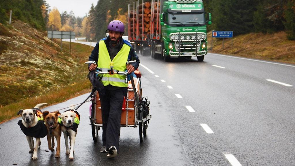 Foto: Lennart Broman/Sveriges Radio