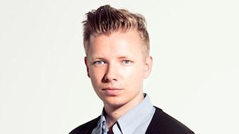 Emanuel Karlsten. Foto: Martin Ridne
