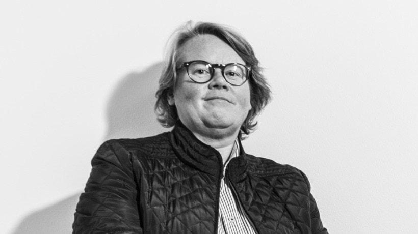 Porträttet med Ulrika Lahne