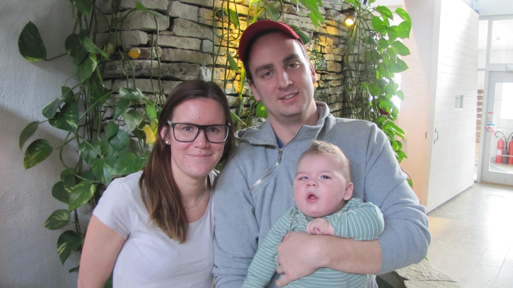 Ettårige Melker lider av svår epilepsi
