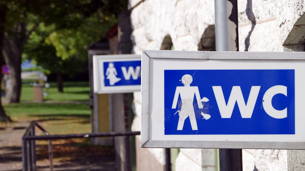 ... kommun inför könsneutrala toaletter - P4 Norrbotten  Sveriges Radio