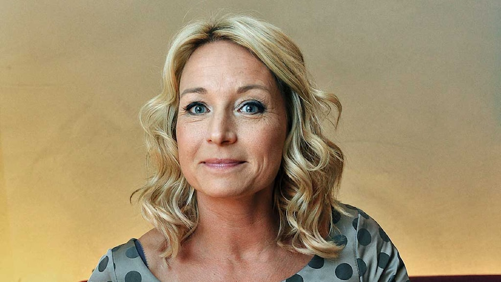 Martina Haag Martina Haag om kttfrossan P4 Sjuhrad Sveriges Radio