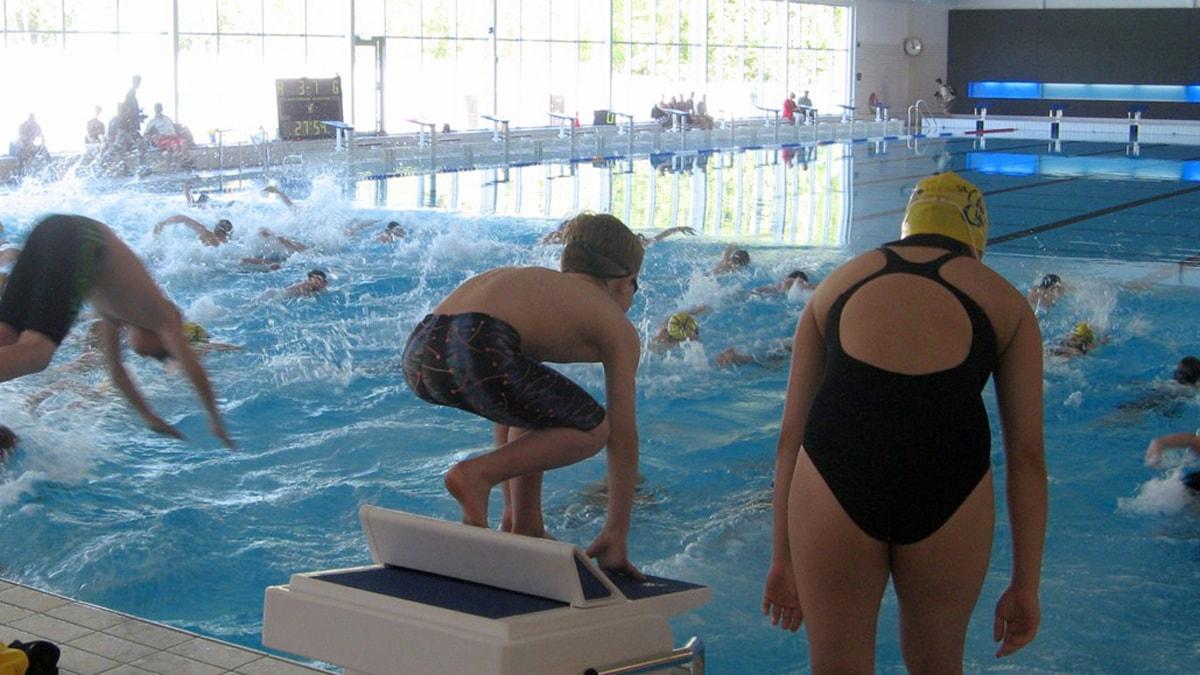 nu ledsagare vattensporter i Borås