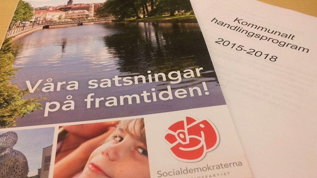 valprogram socialdemokraterna