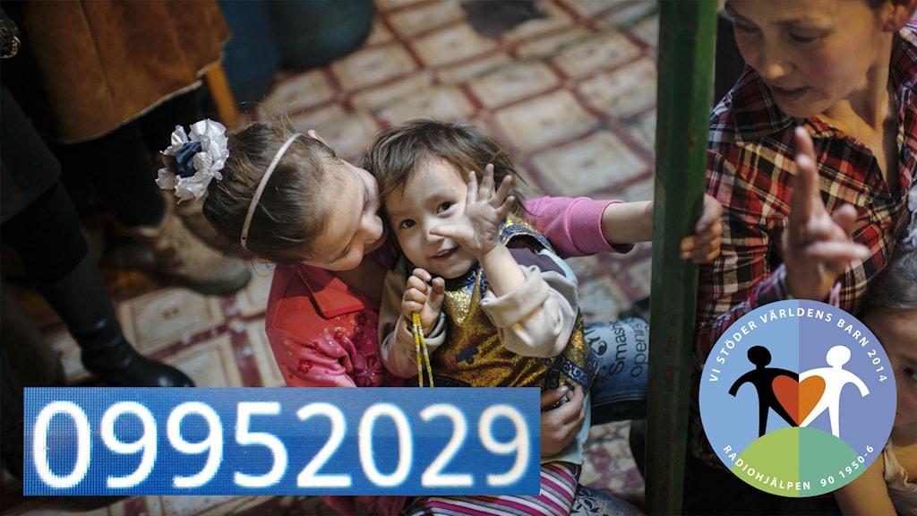 SOS barnbyar i Mongoliet. Med ett samtal kan du hjälpa Världens barn. Foto: Maja Brand.