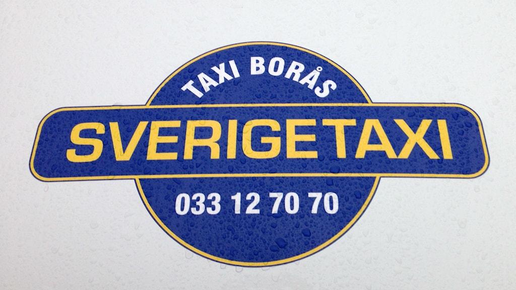 borås taxi