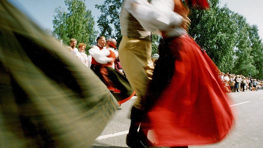 rök kvinna dansa i Malmö