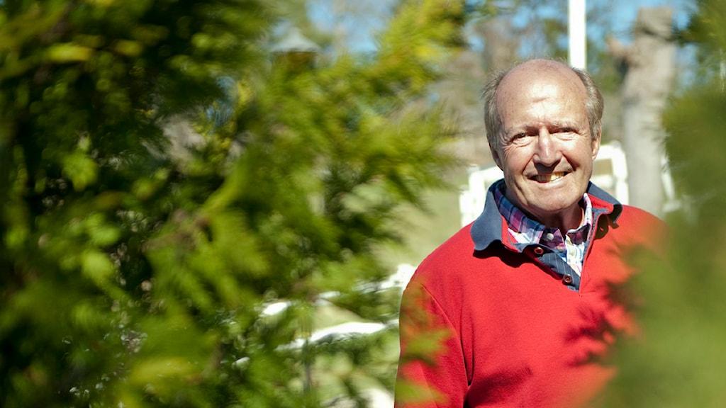 Hasse Wallman, nöjesprofil som dog efter en ridolycka. Foto: Victor Lundberg/TT