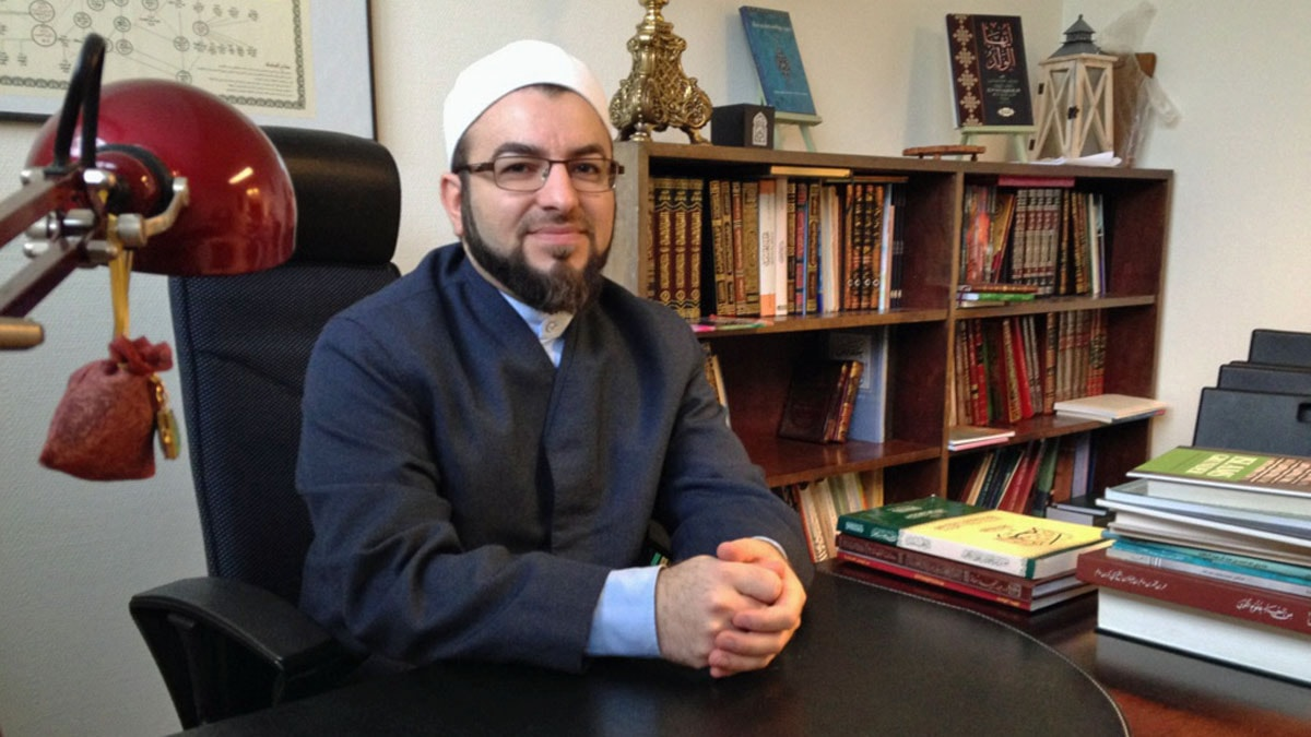 Ekots lördagsintervju Vad säger islam om jihad, Salahuddin Barakat?