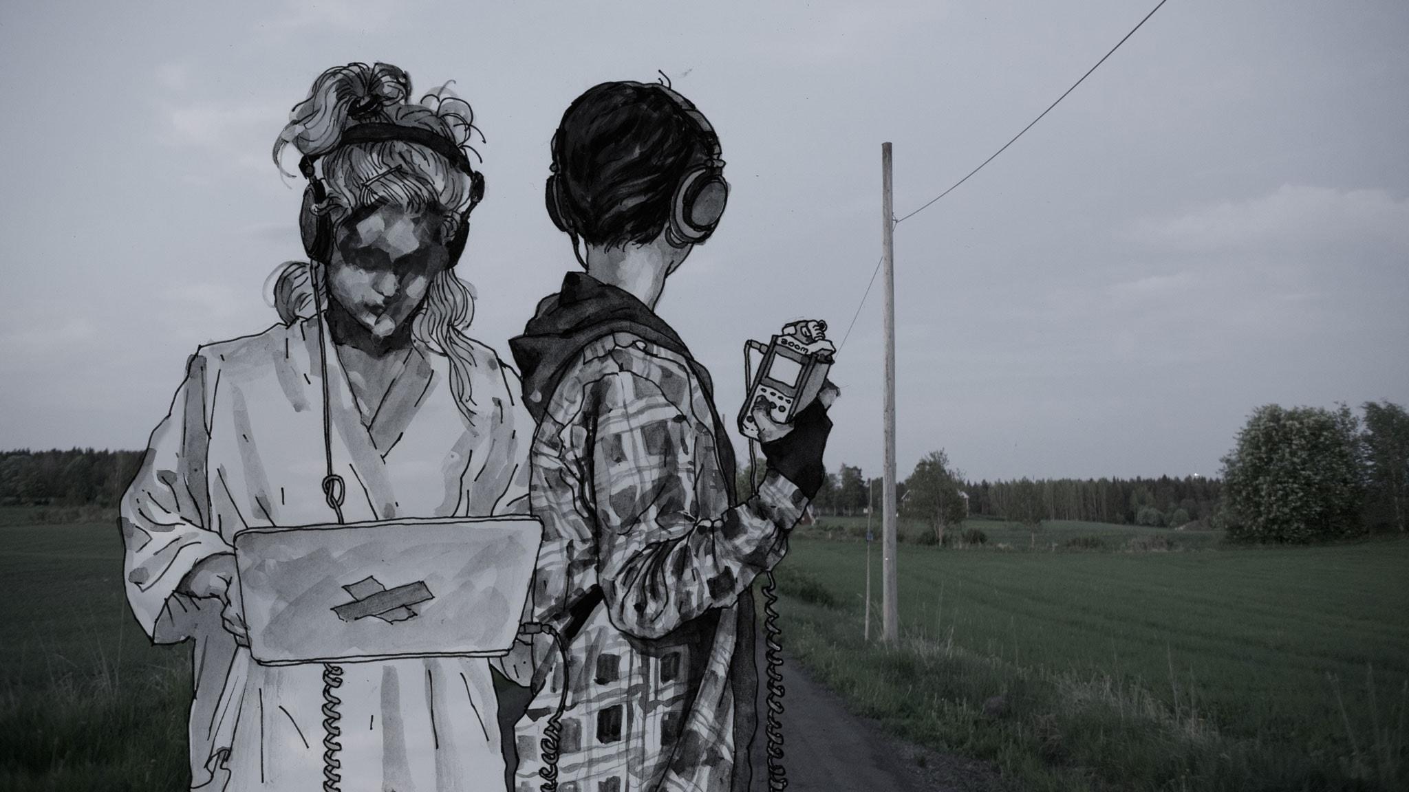 Ruralistas av Clara Bodén och Cicely Irvine
