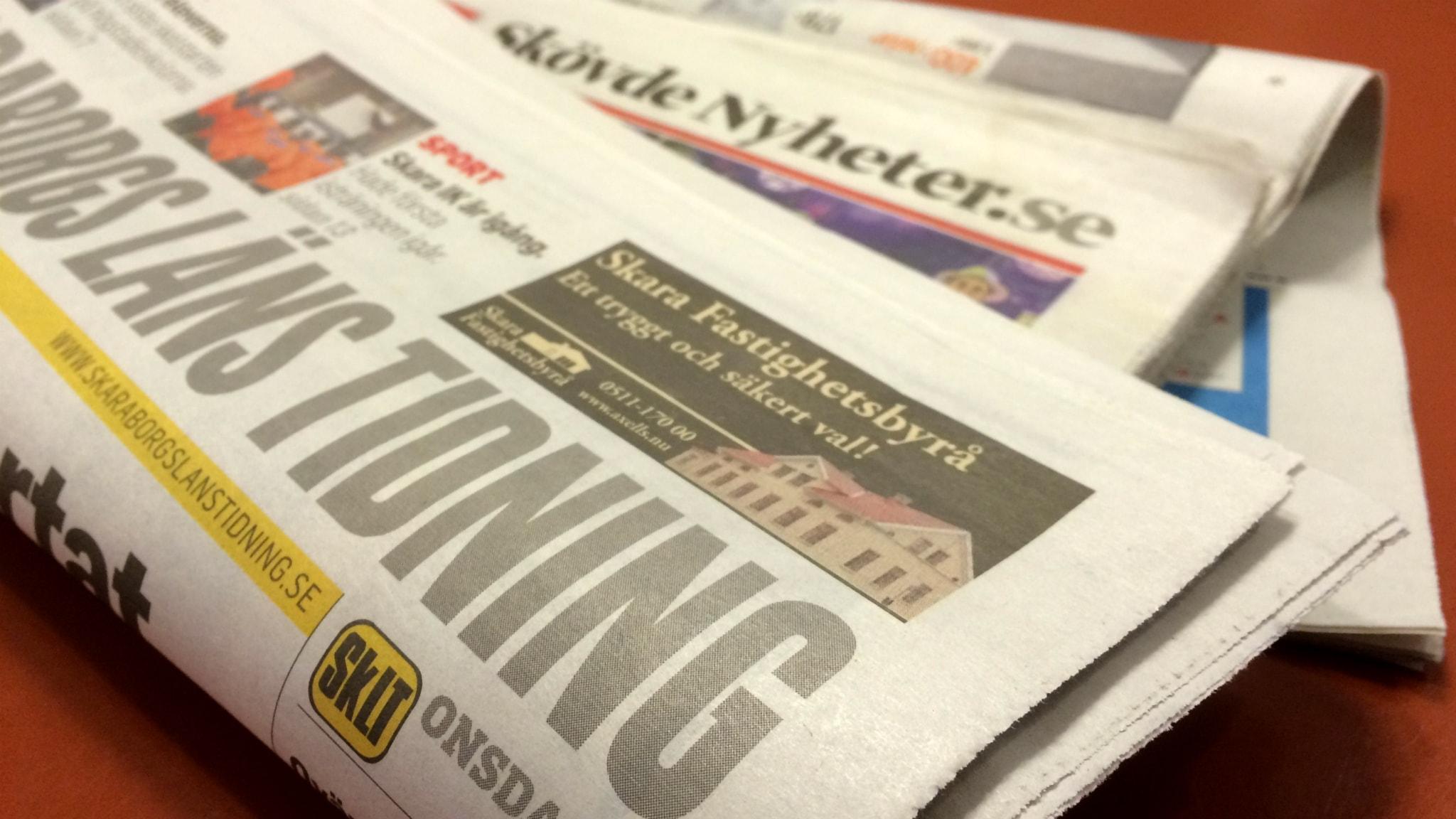SD:s nya pressekreterare: Tidningar i Skaraborg demoniserar partiet - P4 Skaraborg