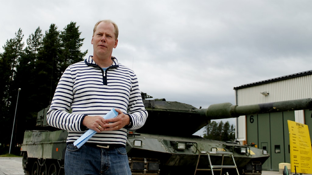 J tteinvestering p stridsvagnar i boden p4 norrbotten for Radio boden 98 2 mhz