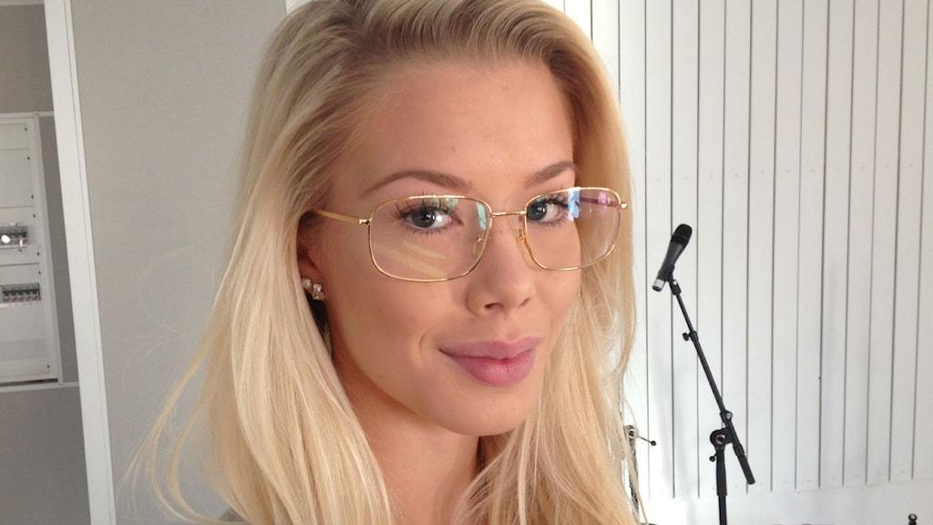 Ida Ovmar. Foto: Tova Nilsson/Sveriges Radio