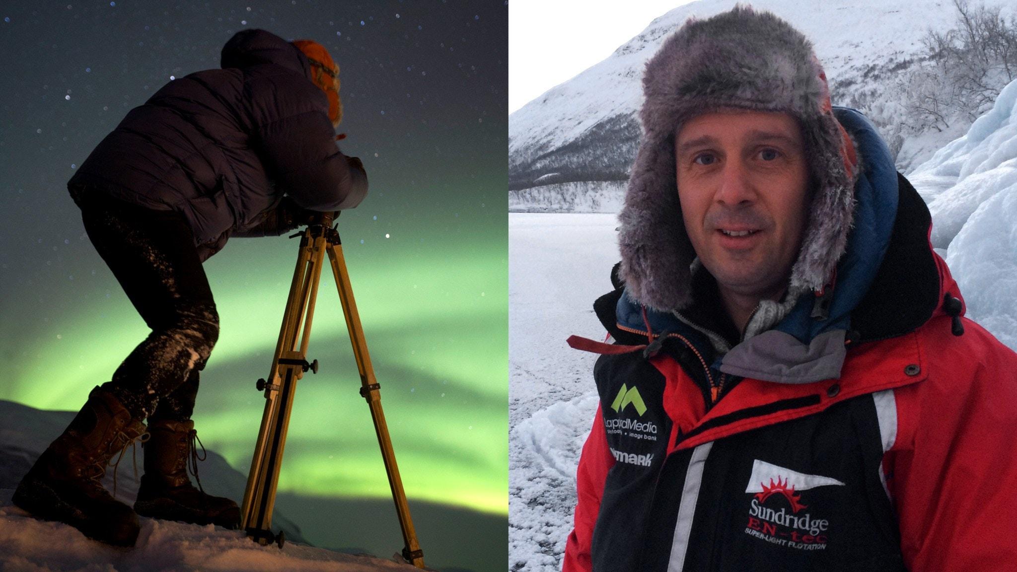 Om forskaren som blev fotograf och vilket vatten som går att dricka i naturen