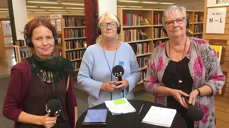 Sandviken, MP, KD och LPO