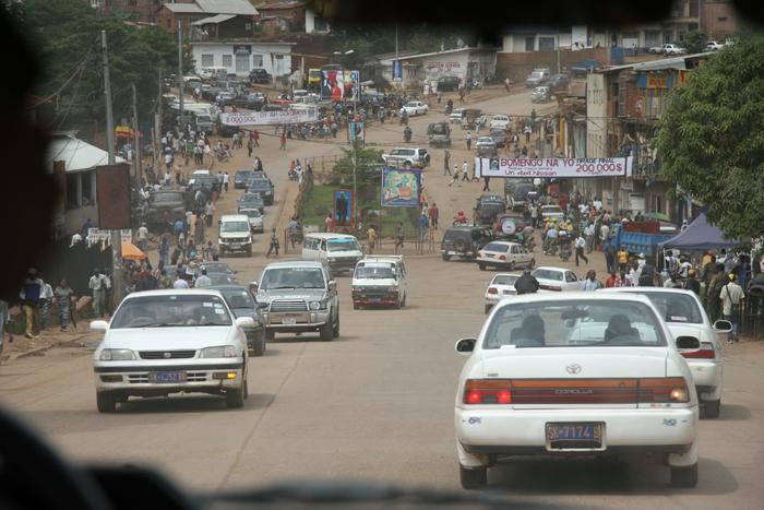Kongo städer
